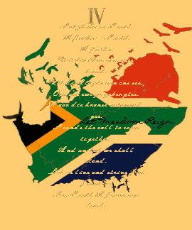 IV Südafrika III T Shirts
