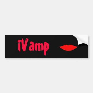 iVamp Vampire-Autoaufkleber