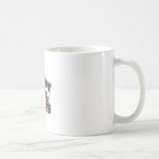 ive erhielt den nuts Flecken Kaffeetasse