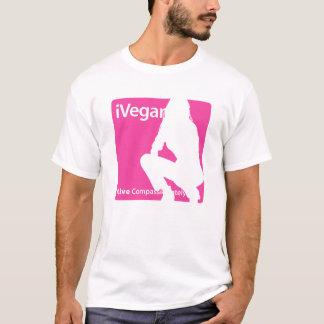 iVegan Frau T-Shirt