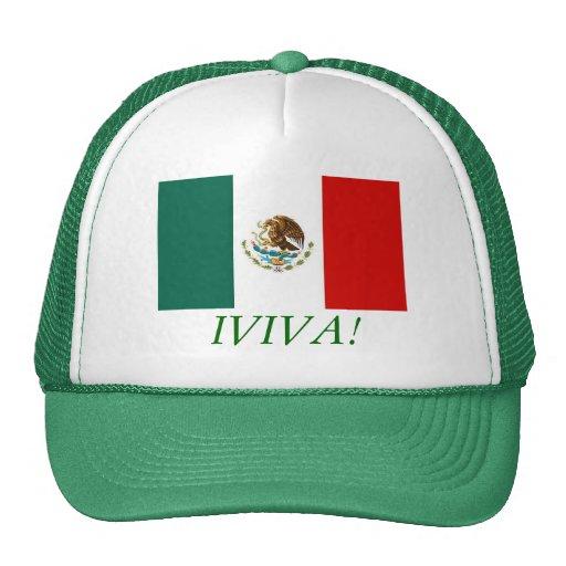 Iviva Mantequilla Mexikaner-Fernlastfahrer Retromütze