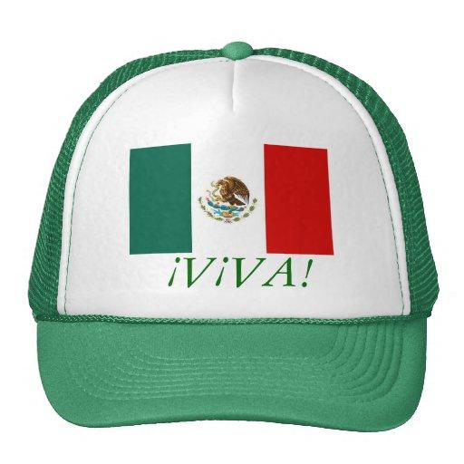Iviva Mantequilla Mexikaner-Fernlastfahrer Kultkappe