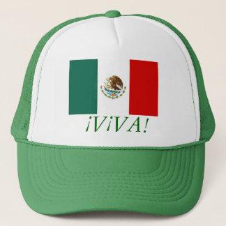 Iviva Mantequilla Mexikaner-Fernlastfahrer Truckerkappe