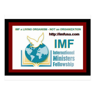 IWF POSTKARTE