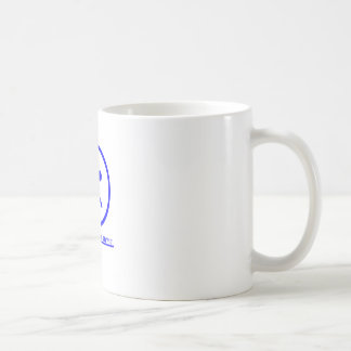 """""""IWIWAM"""" - Weiß 11-Unze-klassische weiße Tasse"""