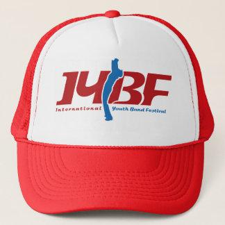IYBF Firmenzeichen Truckerkappe