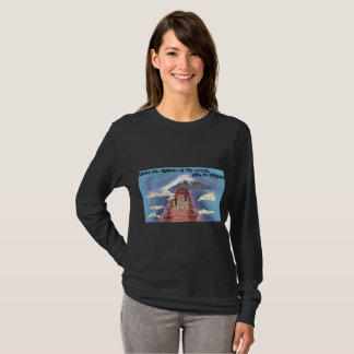 Izanagi liebt and Izanami on the Bridge im T-Shirt