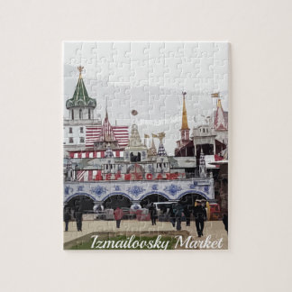 Izmailovsky Market_english Puzzle