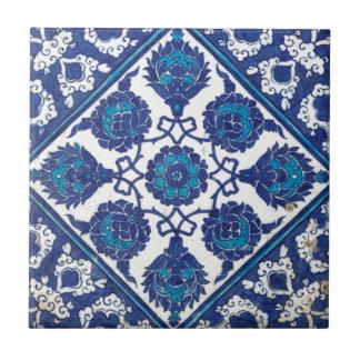 Iznik ethnische Stammes- türkische Mosaik-mit Kleine Quadratische Fliese