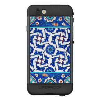 Iznik Fliese. Türkisches Blumenmuster LifeProof NÜÜD iPhone 6s Hülle