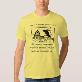 j0154018, olivgrünes Zimdars u. Edward Kurtz, Tshirts