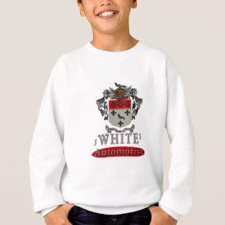 J. Der Swag des Weiß Sweatshirt