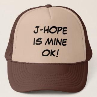 J-HOPE IST MEINS TRUCKERKAPPE
