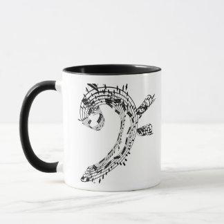 J.S.Bach Cello-Reihe Tasse