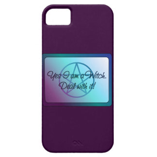 Ja bin ich eine Hexe! Abkommen mit ihm! iPhone 5 Case