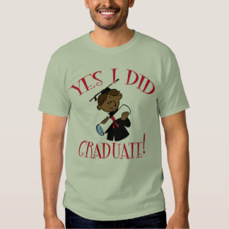 Ja graduierte ich Produkte Hemden