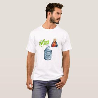 Ja kann Jesus T-Shirt