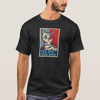 Ja können wir haben T-Shirt