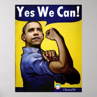 Ja können wir! Plakat