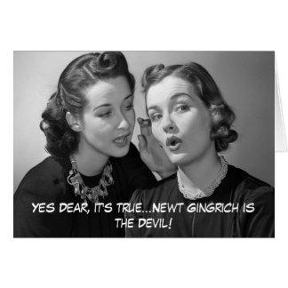 Ja lieb, ist Newt der Teufel Karte