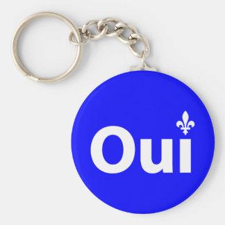 JA Quebec (Schlüsselbund) Schlüsselanhänger