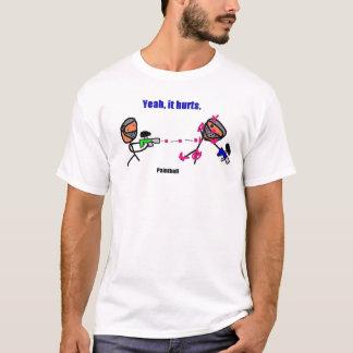 Ja verletzt es T-Shirt