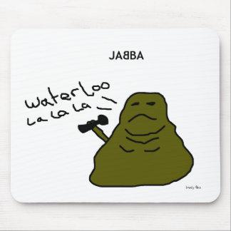 Jabba Mousemat Mousepads