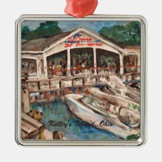 Jachthafen im Western-Becken, Kelleys Silbernes Ornament