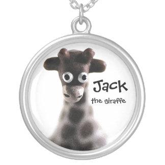 Jack die Giraffe, Spaß-Halskette, der Schmuck der