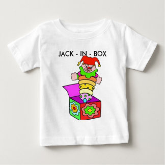 Jack_in_the_Box Säuglings-Kleinkind-T - Shirt