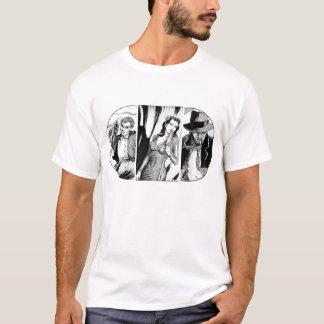Jack, Josie und Jäger Noir T-Shirt