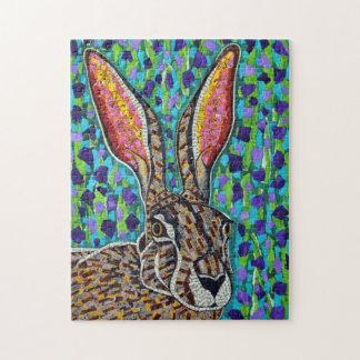 Jack-Kaninchen-Puzzlespiel Puzzle