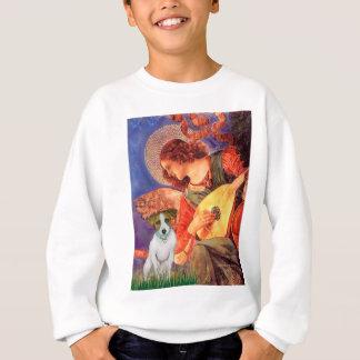Jack Russell 10 - Mandolinen-Engel Sweatshirt