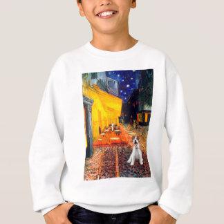 Jack Russell 3 - Terrasse-Café Sweatshirt