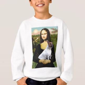 Jack Russell 6 - Mona Lisa Sweatshirt