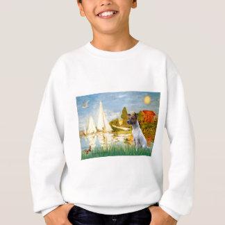 Jack Russell 6 - Segelboote 2 Sweatshirt