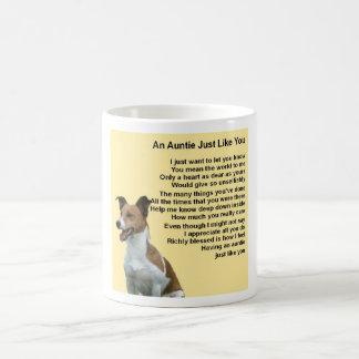 Jack Russell - Tante Poem Kaffeetasse