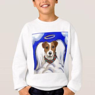 Jack-Russell-Terrier-Engel Sweatshirt