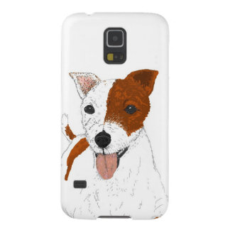 Jack-Russell-Terrier Hülle Fürs Galaxy S5