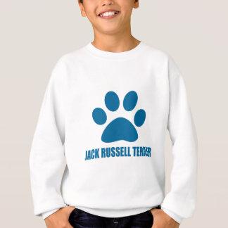 JACK-RUSSELL-TERRIER-HUNDEentwürfe Sweatshirt