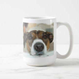 Jack-Russell-Terrier-HundeTasse Kaffeetasse