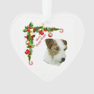 Jack-Russell-Terrier Ornament