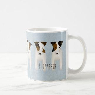 Jack-Russell-Terrierliebhaber besonders Kaffeetasse