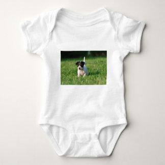 Jack-Russell-Terrierwelpe Baby Strampler