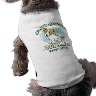 Jack-Russell-Terror-HundeT - Shirt