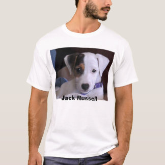 Jack-Russell-Welpe T-Shirt