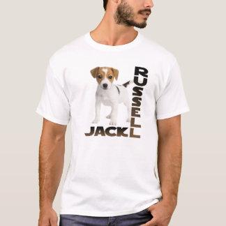Jack-Russell-Welpen-Hund T-Shirt