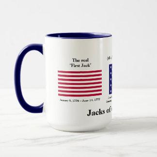 Jacke der Vereinigten Staaten Tasse