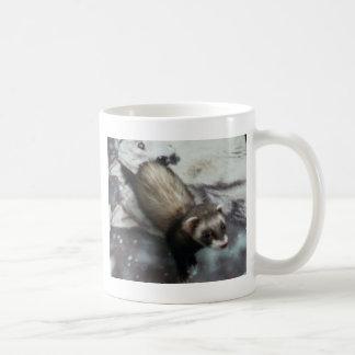Jackie das Frettchen Kaffeetasse