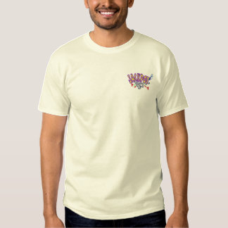 Jackpot Besticktes T-Shirt